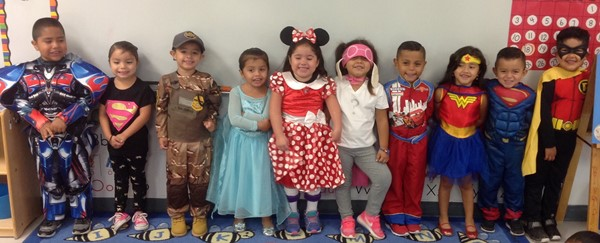 PK - CHARACTER DAY