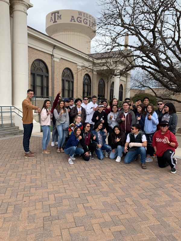 Texas A&M College Tour