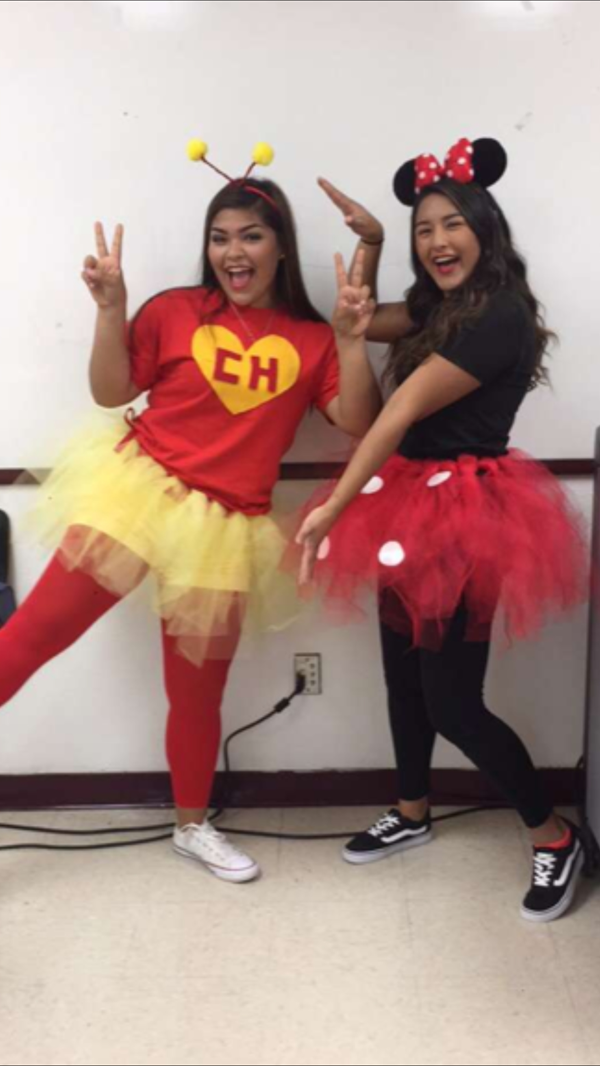 HS - Character Day Sophomores