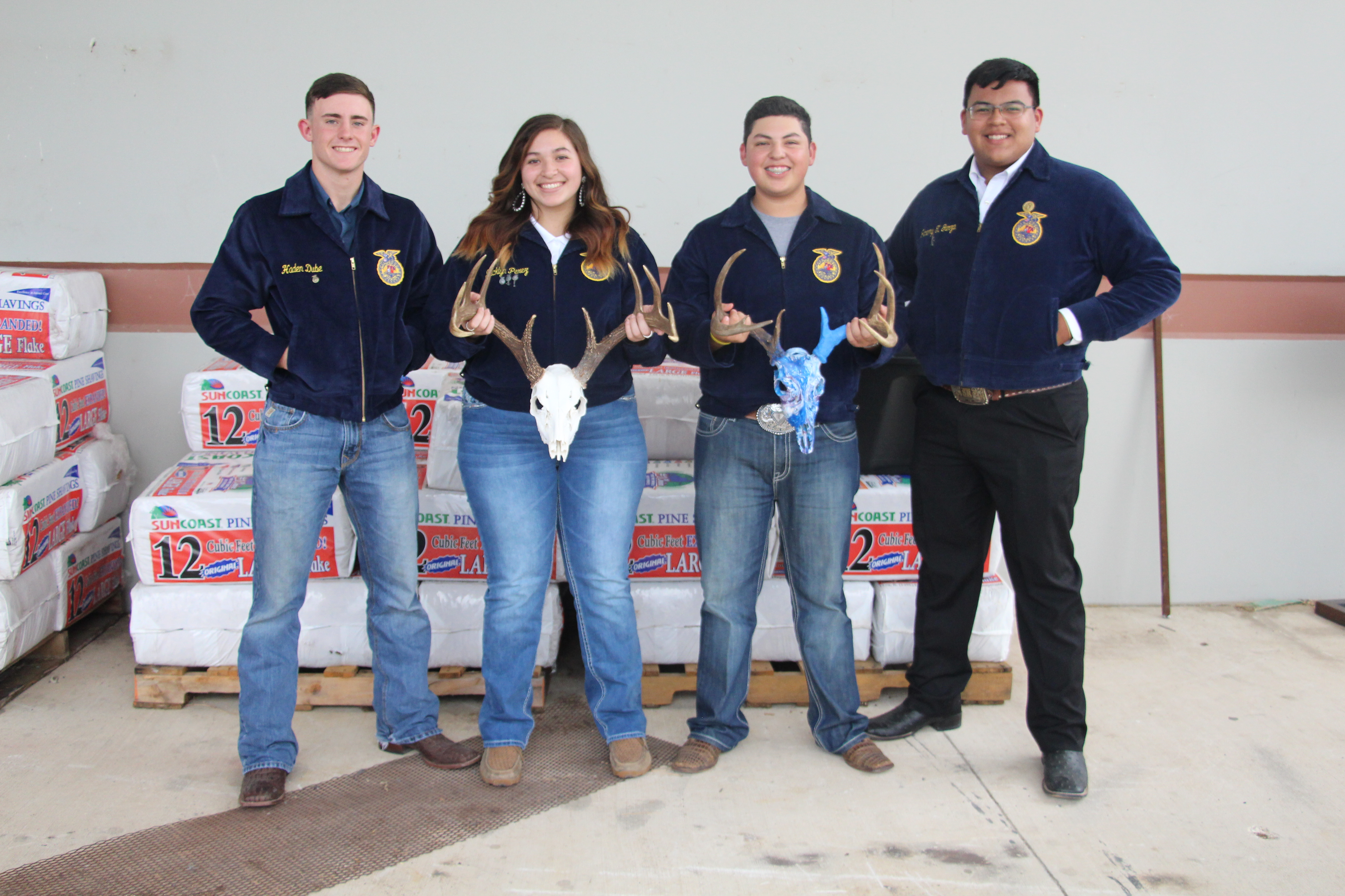 SENIOR AG SKILLS TEAM