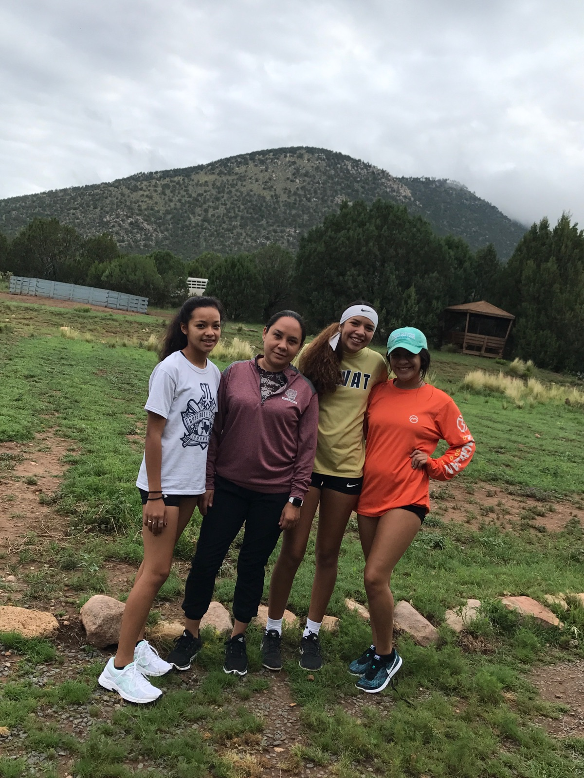 cross country @ Captain, New Mexico