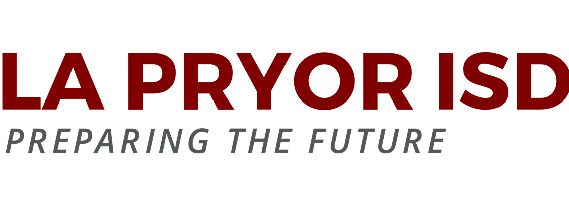 La Pryor ISD - Preparing the future logo