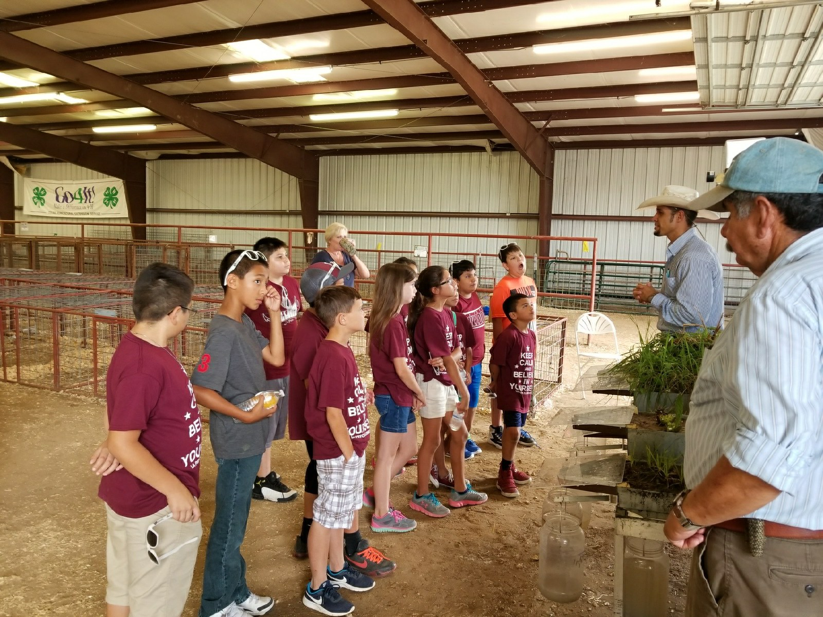 4TH GRADE AG DAY