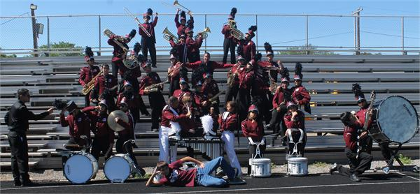 BAND COMPETITION @ HONDO 10/19/13