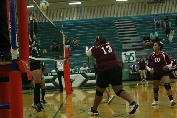 Lady Bulldogs @ Pearsall
