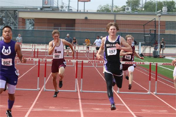 Track Regional Competition - April 25-26