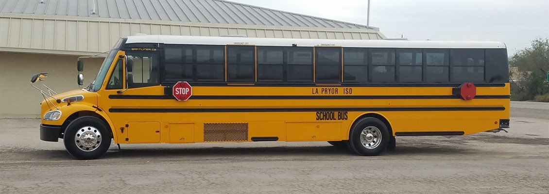 New school bus